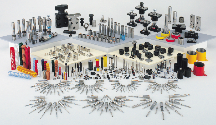 Standard Components for Mold and Die | Kashin